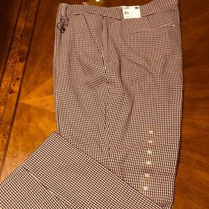 """NWT$79 SIZE 18"""" WOMEN  ANKLE MID RISE EXPRESS PANT"""